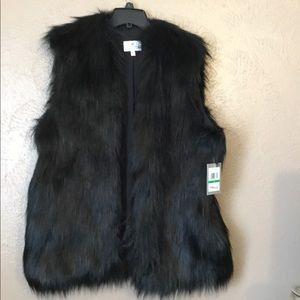 Chaus Fur Vest
